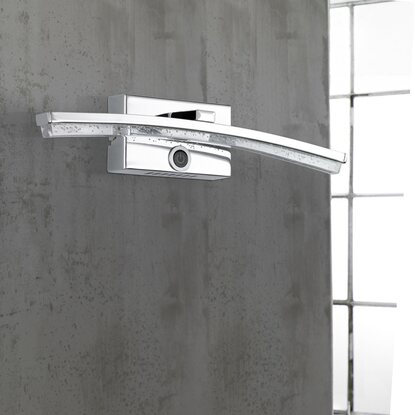 wofi led wandleuchte sorel 1 flammig eek a kaufen bei obi. Black Bedroom Furniture Sets. Home Design Ideas