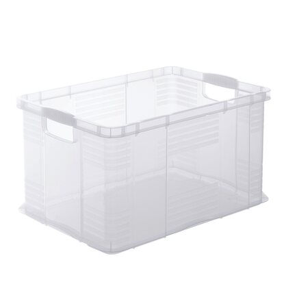 Rotho Systembox Agilo A3 Transparent