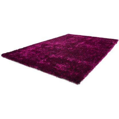 teppich dallas 470 violett schwarz 200 cm rund kaufen bei obi. Black Bedroom Furniture Sets. Home Design Ideas