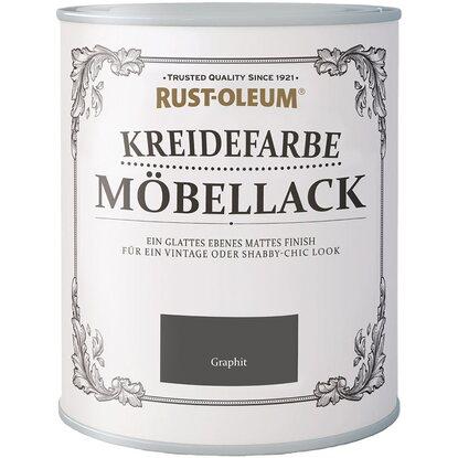 rust oleum m bellack kreidefarbe graphit matt 750 ml kaufen bei obi. Black Bedroom Furniture Sets. Home Design Ideas