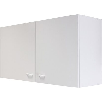 Flex-Well Classic Oberschrank Speed 100 cm Weiß