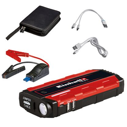 Einhell Power Bank Jump-Start CE-JS 8