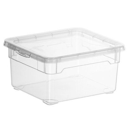 Rotho Clear Box Small Transparent 2 l