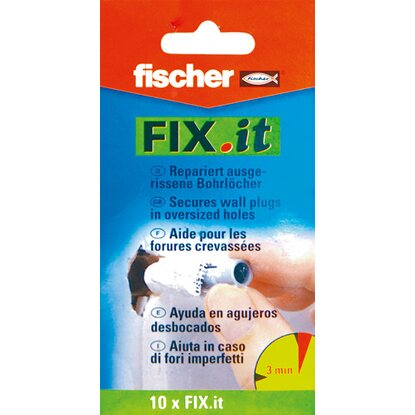 Fischer Reparaturvlies Fix it (1 ST)