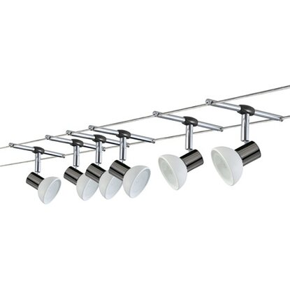 Paulmann Halogen-Seil-Set EEK: C Sheela