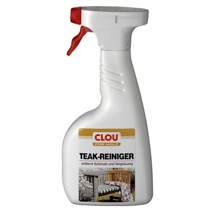 Clou Teak-Reiniger Transparent 500 ml