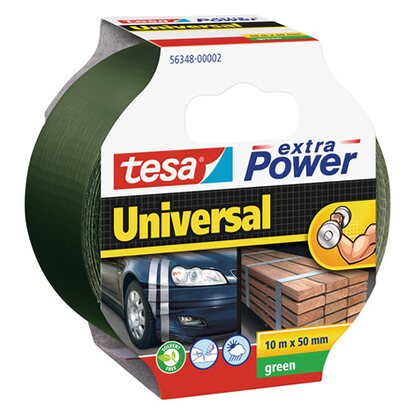 Tesa Extra Power Universal Grün 10 m x 50 mm