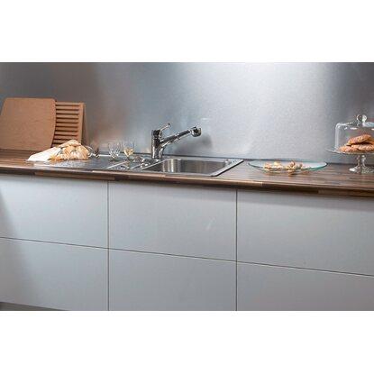 k chenr ckwand 296 cm x 58 5 cm aluminium alu 273 kaufen. Black Bedroom Furniture Sets. Home Design Ideas