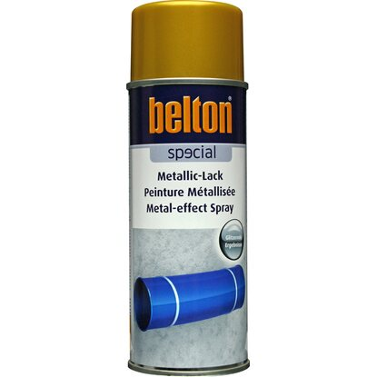 Belton Special Metallic-Lack Spray Gold glänzend 400 ml