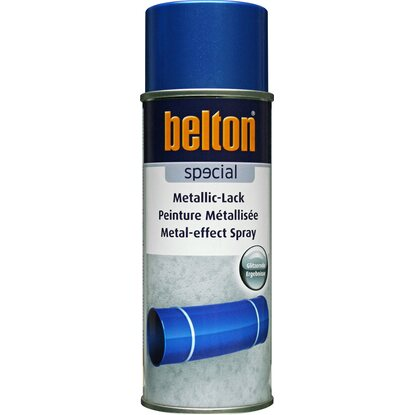 Belton Special Metallic-Lack Spray Blau glänzend 400 ml
