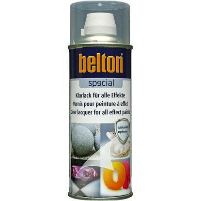 Belton Special Klarlack für alle Effekte Spray Transparent 400 ml