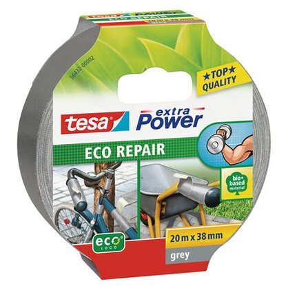 Tesa Extra Power Eco Repair Grau 20 m x 38 mm