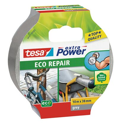 Tesa Extra Power Eco Repair Grau 10 m x 38 mm