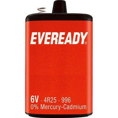 Eveready Batterie 4R25
