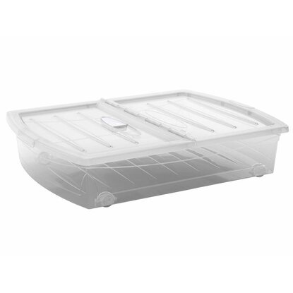 Unterbettbox Spinning Box Transparent 56 l