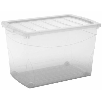 Rollbox Omni Transparent 59 l