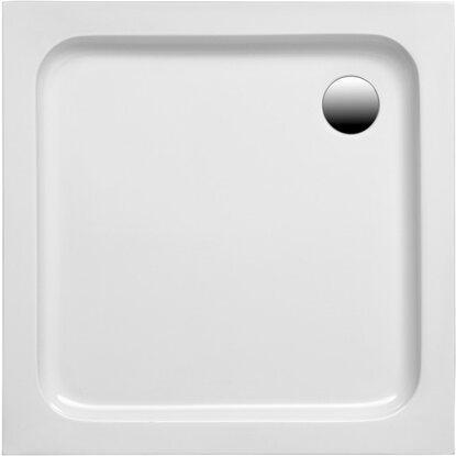 duschwanne samos wei 100 cm x 80 cm x 6 cm kaufen bei obi. Black Bedroom Furniture Sets. Home Design Ideas