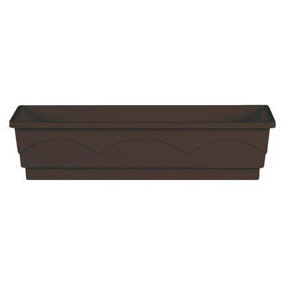 emsa blumenkasten lago 100 cm braun kaufen bei obi. Black Bedroom Furniture Sets. Home Design Ideas
