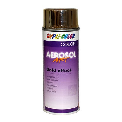 Dupli-Color Lackspray Aerosol-Art Gold-Effekt 400 ml