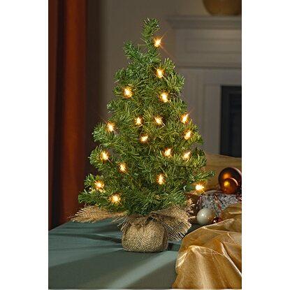 k nstlicher weihnachtsbaum 45 cm mit beleuchtung kaufen. Black Bedroom Furniture Sets. Home Design Ideas
