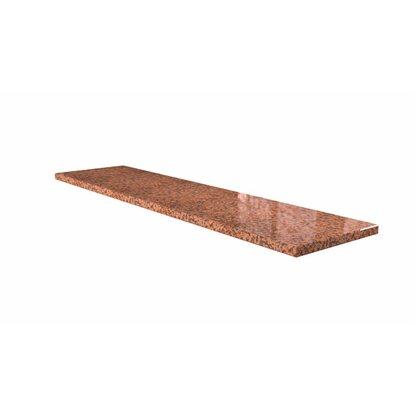 fensterbank juparana beige 20 cm x 2 cm zuschnitt mit wasserrille kaufen bei obi. Black Bedroom Furniture Sets. Home Design Ideas