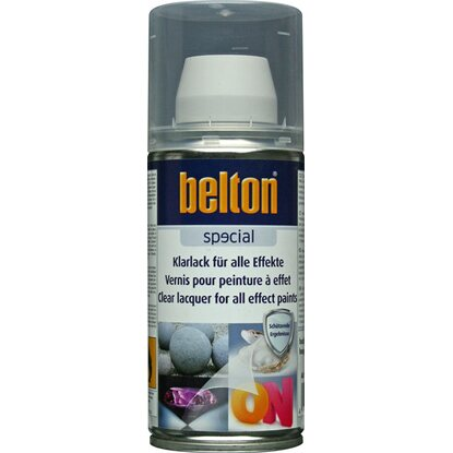 Belton Special Klarlack für alle Effekte Spray Transparent 150 ml