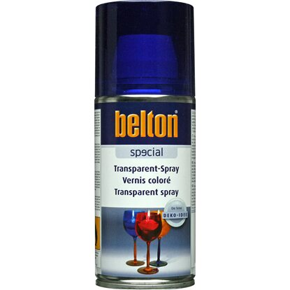 Belton Special Transparent-Spray Blau glänzend 150 ml