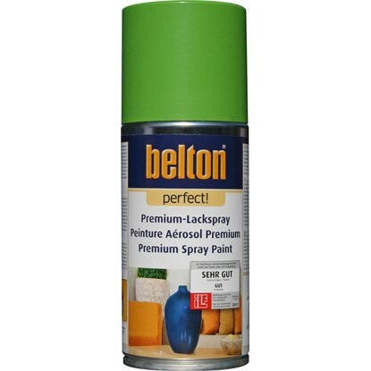 Belton Perfect Premium-Lackspray Hellgrün seidenmatt 150 ml
