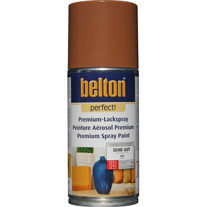 Belton Perfect Premium-Lackspray Hellbraun seidenmatt 150 ml
