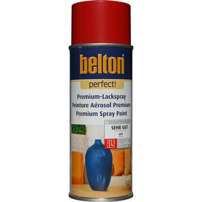 Belton Perfect Premium-Lackspray Rot seidenmatt 400 ml