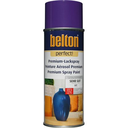 Belton Perfect Premium-Lackspray Violett seidenmatt 400 ml