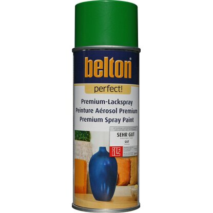 Belton Perfect Premium-Lackspray Dunkelgrün seidenmatt 400 ml