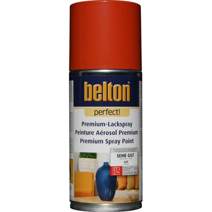 Belton Perfect Premium-Lackspray Hellrot seidenmatt 150 ml