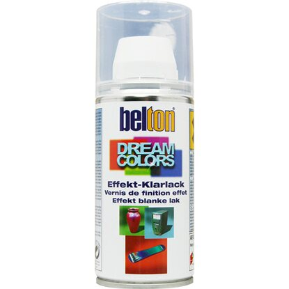 Belton Dream Colors Effekt-Klarlack Spray Transparent 150 ml