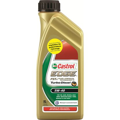 Castrol EDGE Turbo Diesel 5W-40 1 l