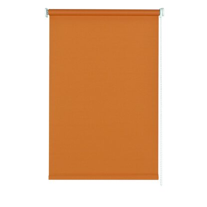 Gardinia Verdunkelungsrollo Blackout 82 cm x 180 cm Orange