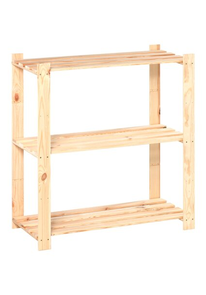 OBI Holz-Schraubregal 91 x 85 x 40 cm