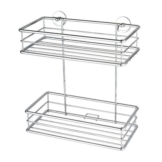 nie wieder bohren ablagekorb baath plus bt230p verchromt im obi online shop. Black Bedroom Furniture Sets. Home Design Ideas
