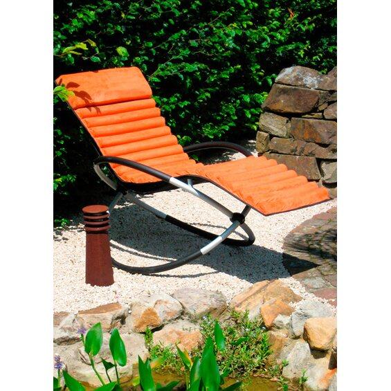 auflage f r leco schaukelstuhl terracotta im obi online shop. Black Bedroom Furniture Sets. Home Design Ideas