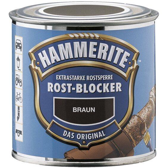 hammerite rost blocker braun matt 250 ml im obi online shop. Black Bedroom Furniture Sets. Home Design Ideas