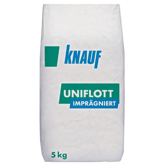 knauf uniflott fugenspachtel impr gniert 5 kg im obi. Black Bedroom Furniture Sets. Home Design Ideas