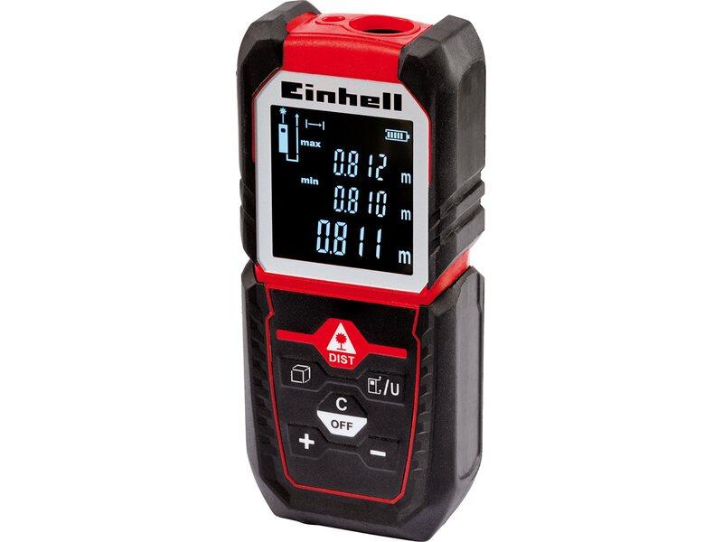 Ultraschall Entfernungsmesser Laserliner Metermaster Plus : Einhell laser distanzmesser tc ld 50 kaufen bei obi