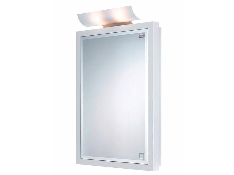 sieper spiegelschrank carlo 52 cm wei eek d kaufen bei obi. Black Bedroom Furniture Sets. Home Design Ideas