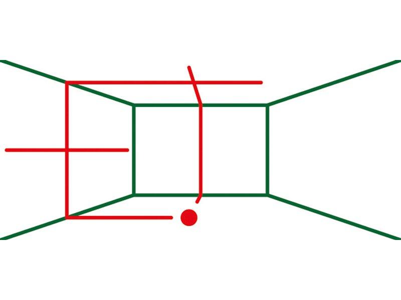 Bosch Laser Entfernungsmesser Zamo Obi : Bosch kreuzlinienlaser universallevel kaufen bei obi