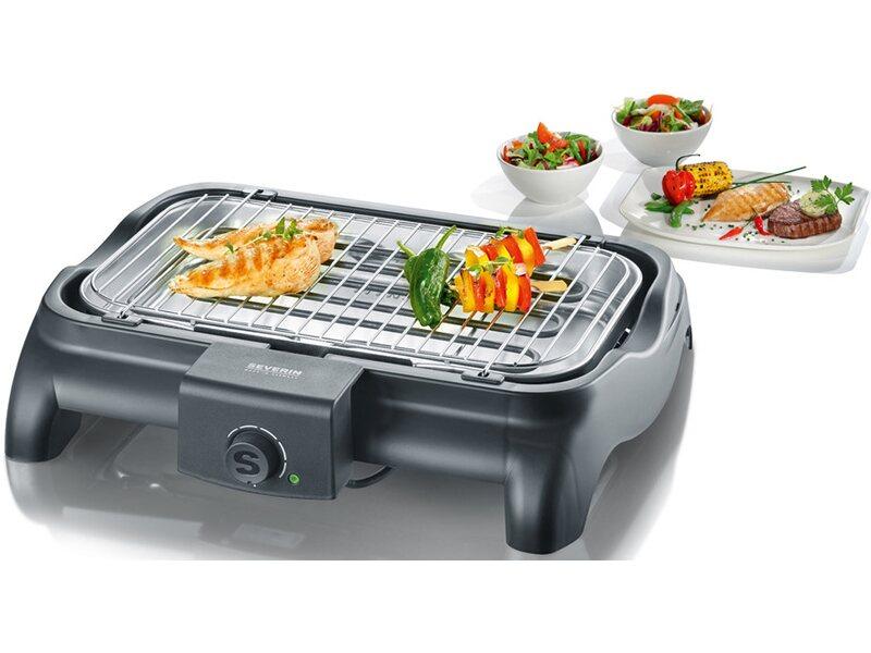 Severin Elektrogrill Anleitung : Severin barbecue elektrogrill pg 8511 mit 2.300 w raucharm kaufen