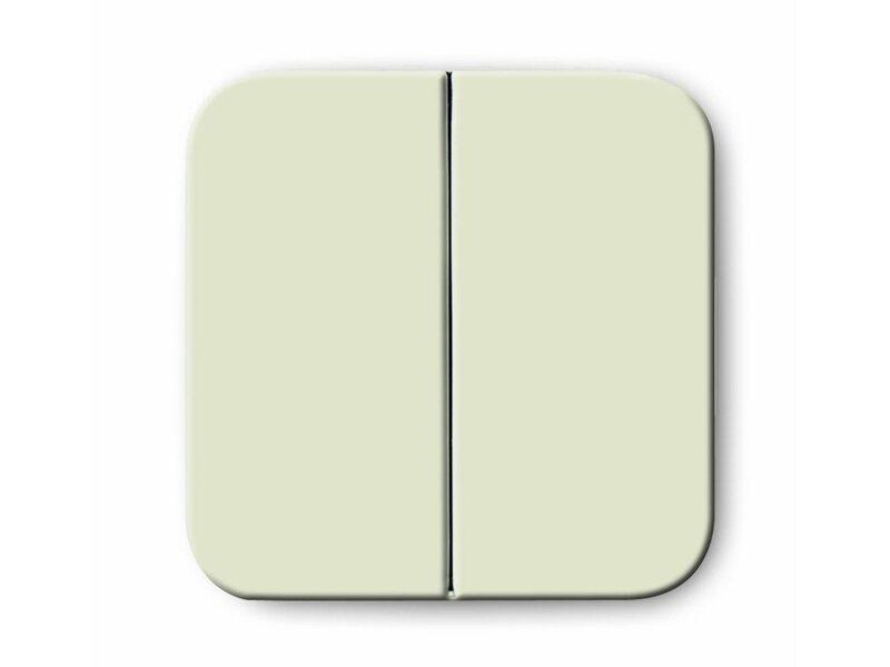 busch jaeger wippe f r doppel schalter und taster duro 2000 si wei kaufen bei obi. Black Bedroom Furniture Sets. Home Design Ideas