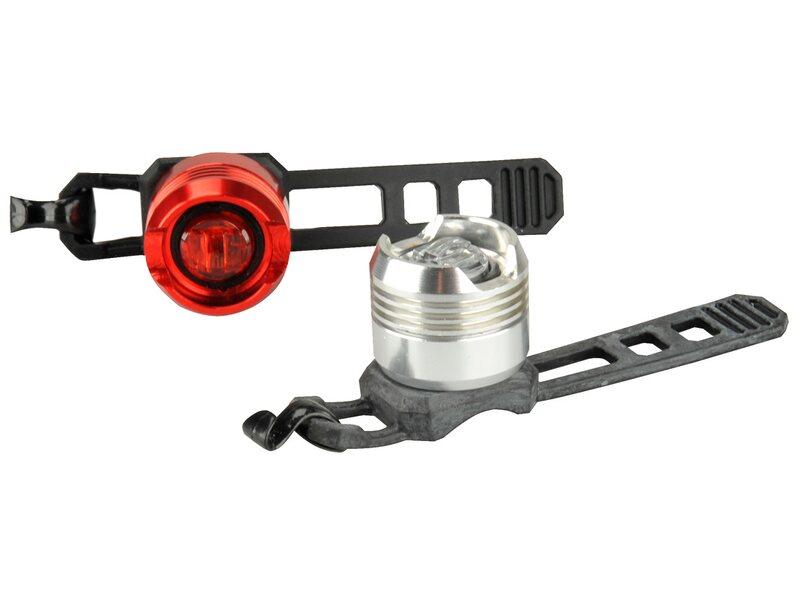 Prophete LED Fahrrad Blinklicht für hinten Rot kaufen bei OBI