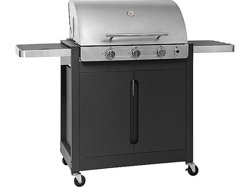 Pulled Pork Gasgrill 3 Brenner : Barbecook gas grill brahma 4.2 3 brenner 1 seitenkocher kaufen bei obi