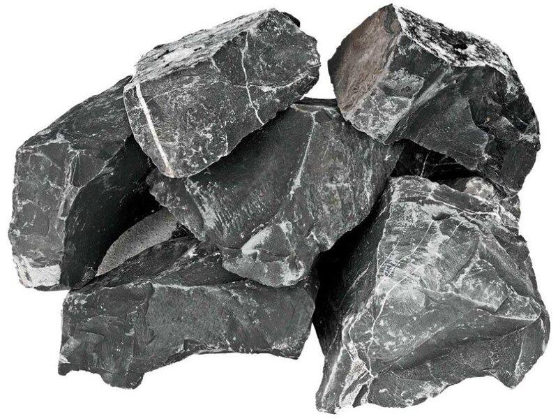 Zierstein nero imperial schwarz 30 mm 60 mm lose for Garten bruchsteine