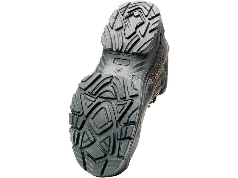 0056235ff3 Herock Schuhe Primus Low Compo S3 Schwarz 43 kaufen bei OBI